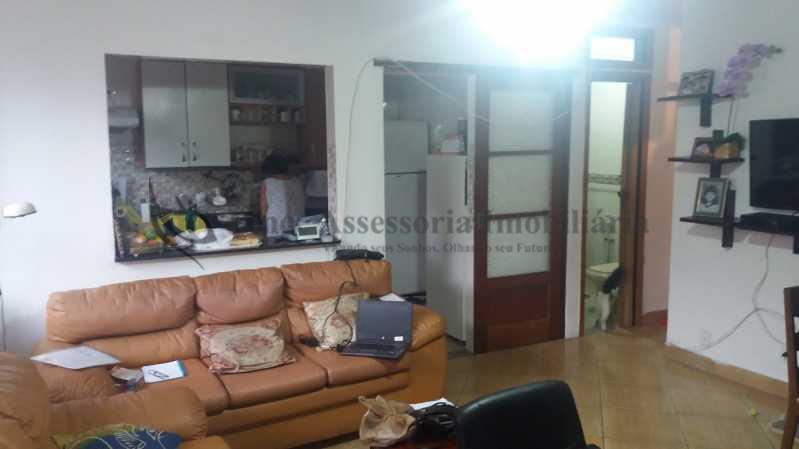 Sala 1 - Casa de Vila 3 quartos à venda Vila Isabel, Norte,Rio de Janeiro - R$ 650.000 - TACV30032 - 4
