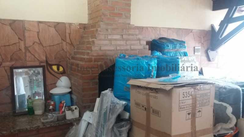 Varanda 1 - Casa de Vila 3 quartos à venda Vila Isabel, Norte,Rio de Janeiro - R$ 650.000 - TACV30032 - 20
