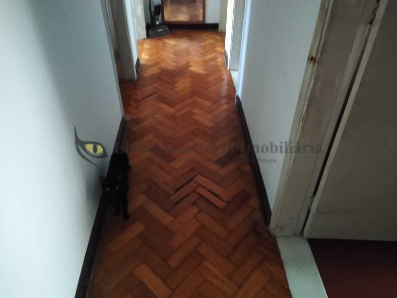 circulação 1 - Apartamento 3 quartos à venda Tijuca, Norte,Rio de Janeiro - R$ 599.000 - ADAP30485 - 4