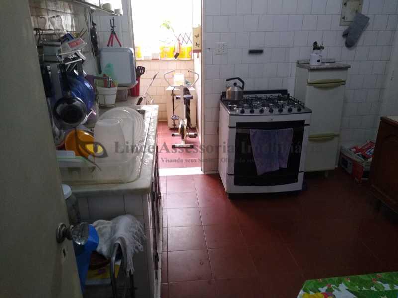 cozinha 1 - Apartamento 3 quartos à venda Tijuca, Norte,Rio de Janeiro - R$ 599.000 - ADAP30485 - 14