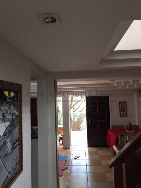 circulação - Casa em Condomínio Tijuca, Norte,Rio de Janeiro, RJ À Venda, 3 Quartos, 230m² - TACN30002 - 7