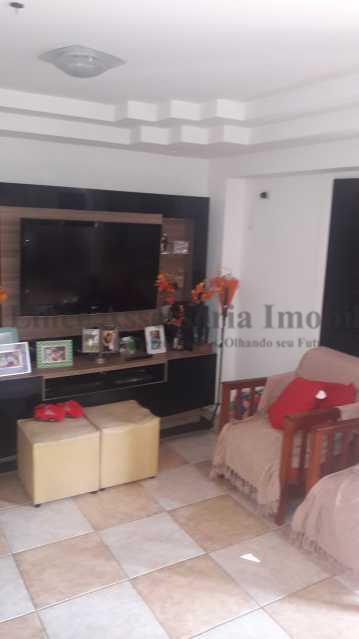 sala 03 - Casa em Condomínio Tijuca, Norte,Rio de Janeiro, RJ À Venda, 3 Quartos, 230m² - TACN30002 - 5