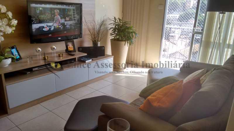 1sala - Apartamento 2 quartos à venda Vila Isabel, Norte,Rio de Janeiro - R$ 379.000 - TAAP21048 - 4