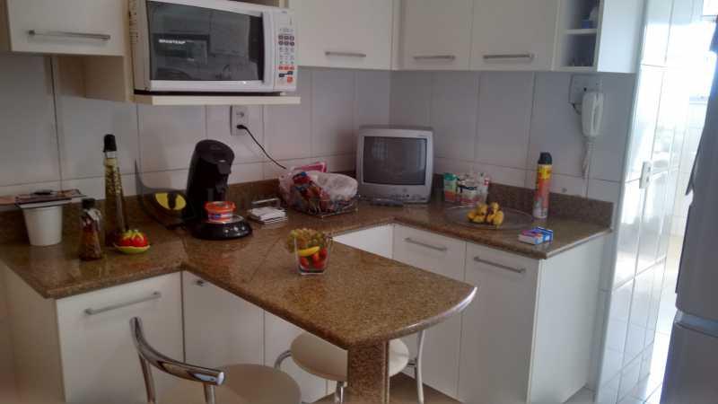 21copa cozinha - Apartamento 2 quartos à venda Vila Isabel, Norte,Rio de Janeiro - R$ 379.000 - TAAP21048 - 23