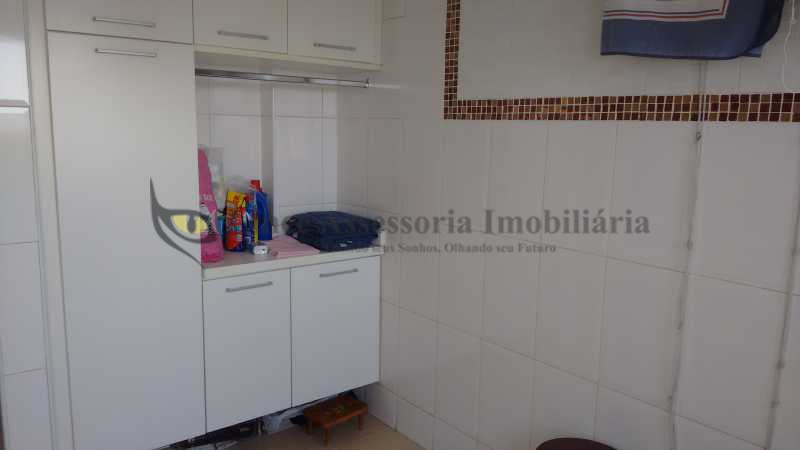 23 area lavanderia - Apartamento 2 quartos à venda Vila Isabel, Norte,Rio de Janeiro - R$ 379.000 - TAAP21048 - 25