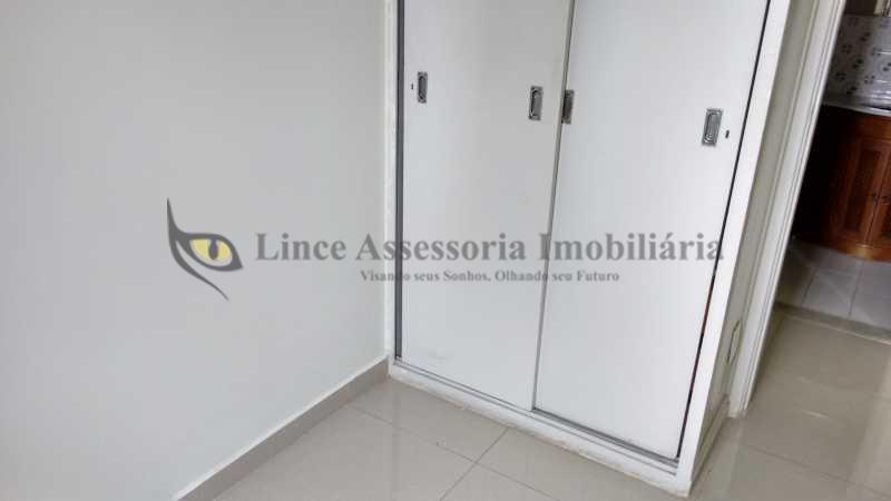 13quarto1 - Apartamento 2 quartos à venda Vila Isabel, Norte,Rio de Janeiro - R$ 420.000 - TAAP21060 - 14