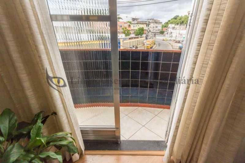 01varanda - Apartamento Engenho Novo, Norte,Rio de Janeiro, RJ À Venda, 2 Quartos, 60m² - TAAP21066 - 1