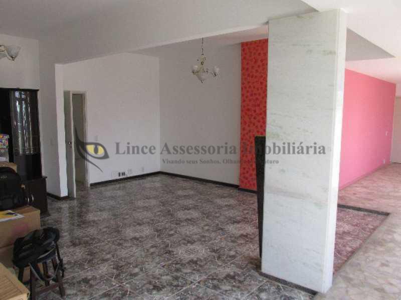 SALÃO - Cobertura Vila Isabel, Norte,Rio de Janeiro, RJ À Venda, 3 Quartos, 233m² - TACO30087 - 3
