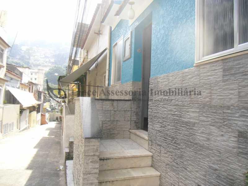 01_Fachada - Casa de Vila 2 quartos à venda Tijuca, Norte,Rio de Janeiro - R$ 425.000 - TACV20025 - 1