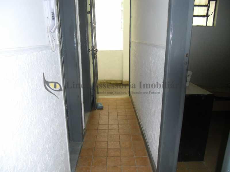 07_Circulação - Casa de Vila 2 quartos à venda Tijuca, Norte,Rio de Janeiro - R$ 425.000 - TACV20025 - 8