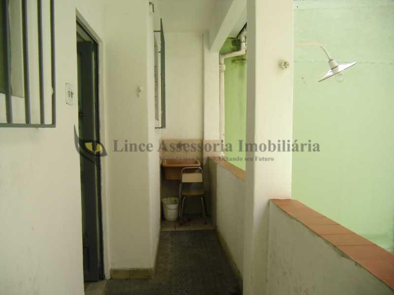 09_Area_Externa - Casa de Vila 2 quartos à venda Tijuca, Norte,Rio de Janeiro - R$ 425.000 - TACV20025 - 10