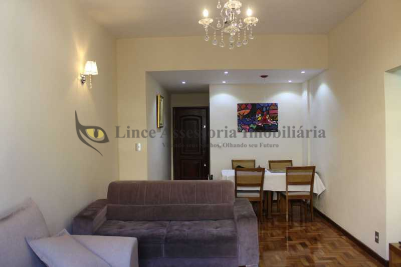 03 SALA 1.1. - Apartamento À Venda - Tijuca - Rio de Janeiro - RJ - TAAP30629 - 1
