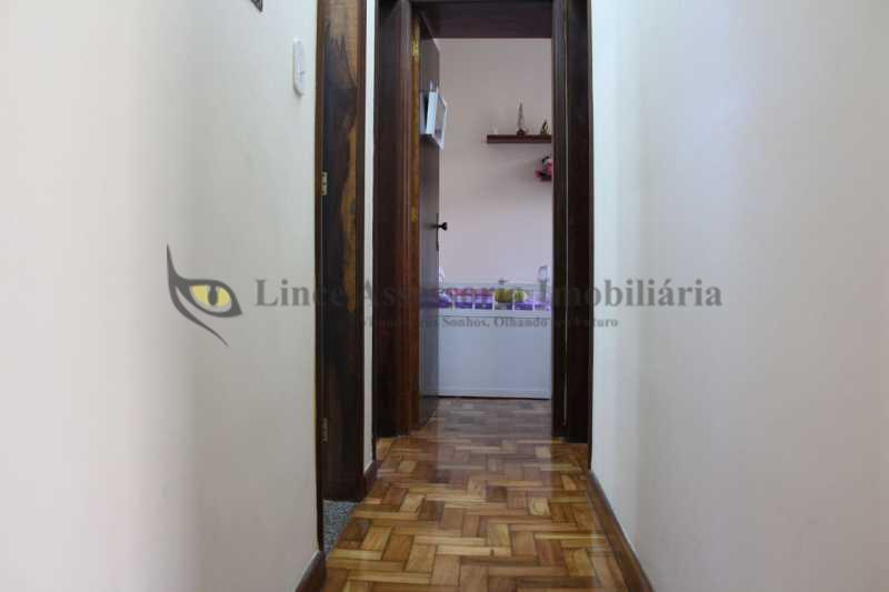05 CIRCULAÇÃO. - Apartamento À Venda - Tijuca - Rio de Janeiro - RJ - TAAP30629 - 5
