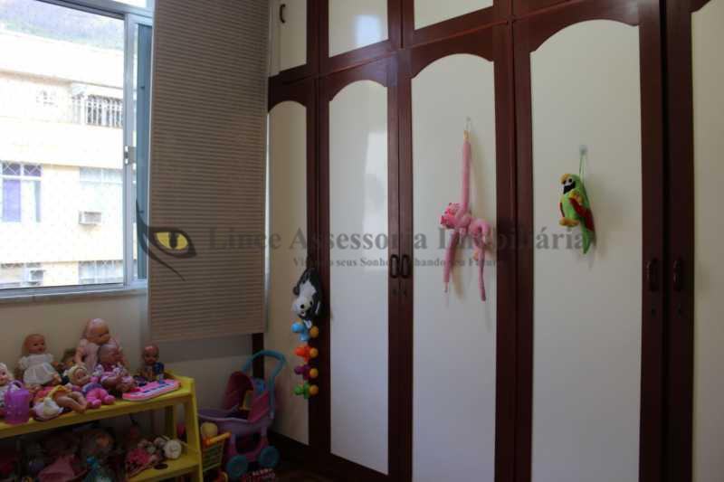 06 QUARTO 1. - Apartamento À Venda - Tijuca - Rio de Janeiro - RJ - TAAP30629 - 6