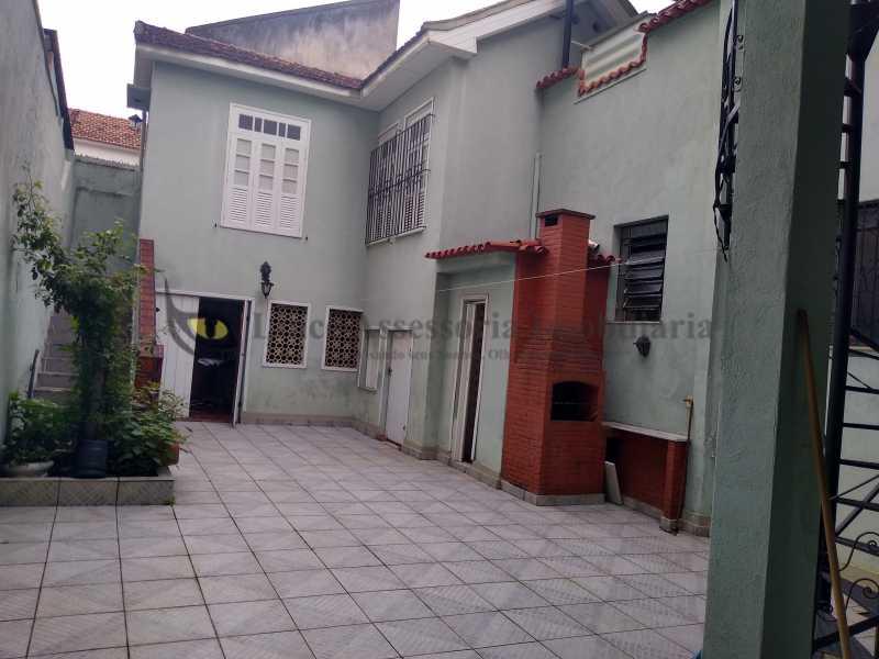quintal 1 - Casa 3 quartos à venda Vila Isabel, Norte,Rio de Janeiro - R$ 999.000 - ADCA30066 - 1