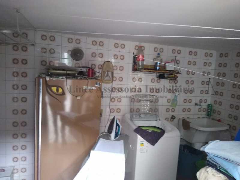 lavanderia 1 - Casa 3 quartos à venda Vila Isabel, Norte,Rio de Janeiro - R$ 999.000 - ADCA30066 - 18