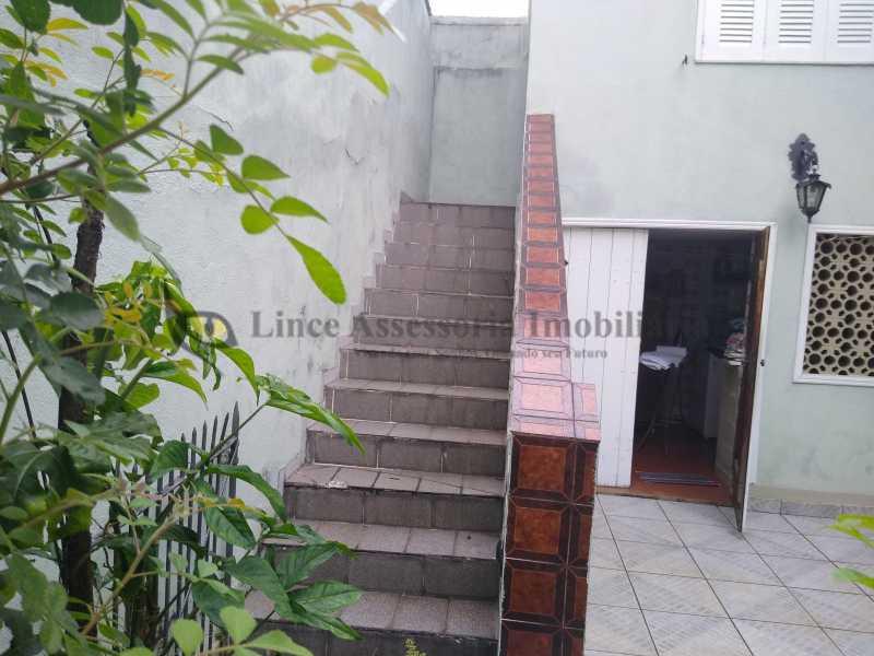 escada externa 2piso - Casa 3 quartos à venda Vila Isabel, Norte,Rio de Janeiro - R$ 999.000 - ADCA30066 - 31