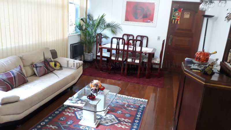 sala 1 - Apartamento 3 quartos à venda Tijuca, Norte,Rio de Janeiro - R$ 790.000 - ADAP30519 - 1