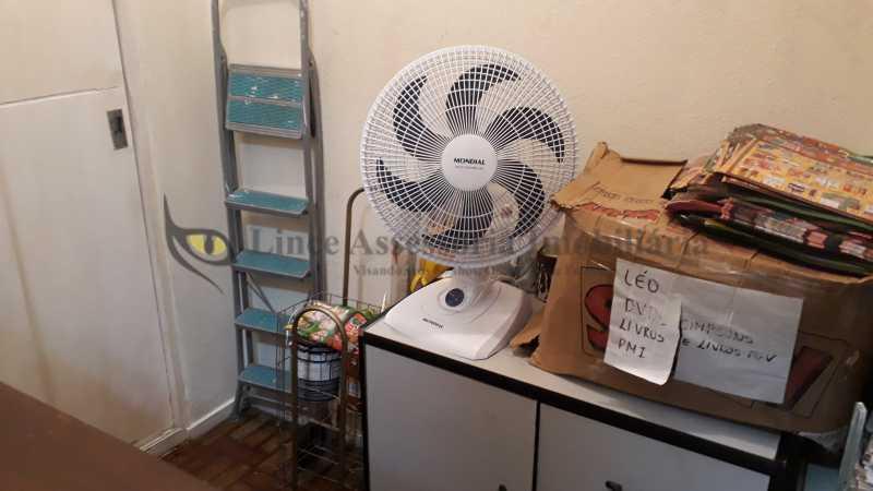 dep empreg 1 - Apartamento 3 quartos à venda Tijuca, Norte,Rio de Janeiro - R$ 790.000 - ADAP30519 - 23