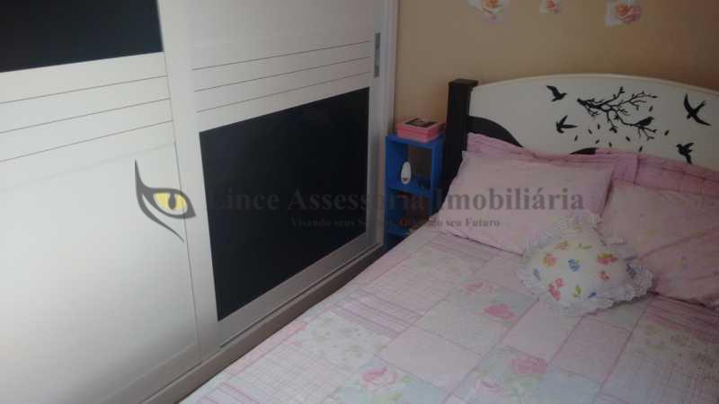 8 - Quarto Casal - Apartamento Méier, Norte,Rio de Janeiro, RJ À Venda, 2 Quartos, 46m² - TAAP21123 - 9
