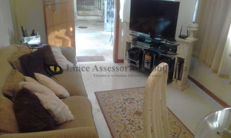 6-sala-2 - Casa 9 quartos à venda Rio Comprido, Norte,Rio de Janeiro - R$ 390.000 - TACA90003 - 4