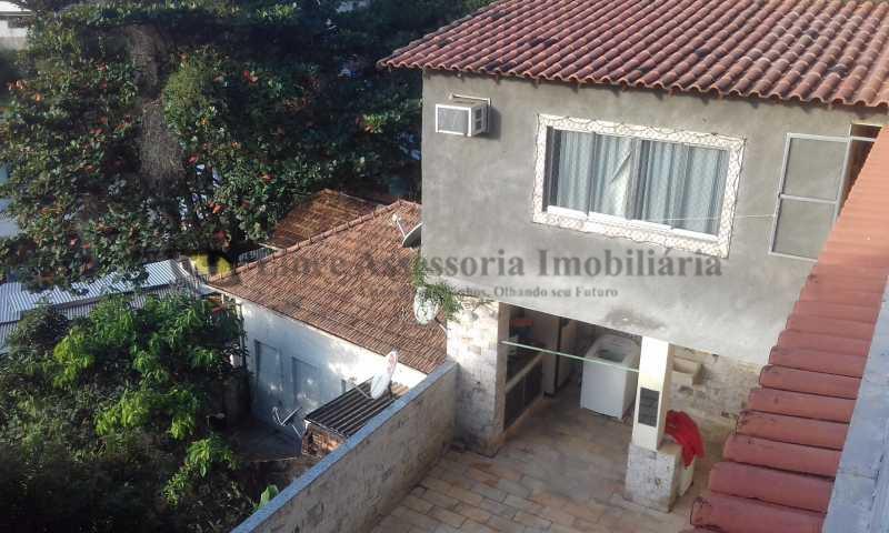 22-vista de cima - Casa 9 quartos à venda Rio Comprido, Norte,Rio de Janeiro - R$ 390.000 - TACA90003 - 16