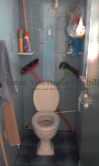 23-banheiro serviço - Casa 9 quartos à venda Rio Comprido, Norte,Rio de Janeiro - R$ 390.000 - TACA90003 - 24