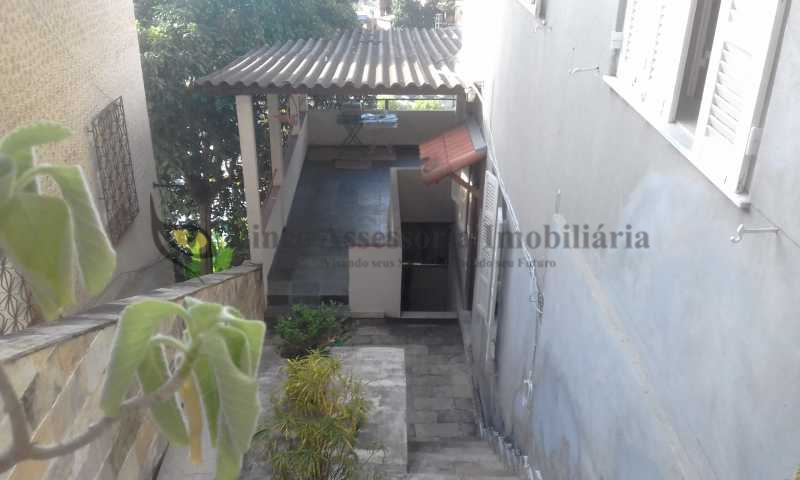 24-acesso a casa - Casa 9 quartos à venda Rio Comprido, Norte,Rio de Janeiro - R$ 390.000 - TACA90003 - 25