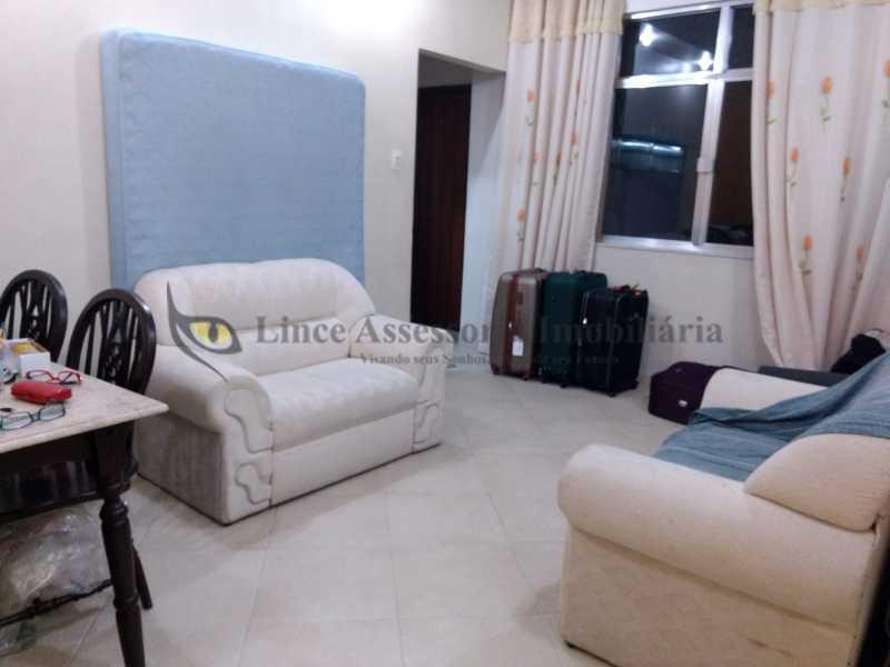 2 sala - Apartamento 1 quarto à venda Tijuca, Norte,Rio de Janeiro - R$ 470.000 - PAAP10245 - 3