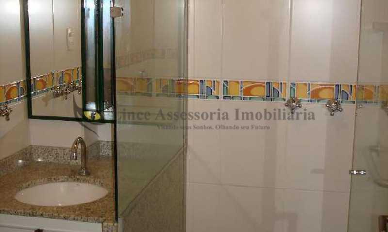 7 banheiro social - Apartamento 1 quarto à venda Tijuca, Norte,Rio de Janeiro - R$ 470.000 - PAAP10245 - 11