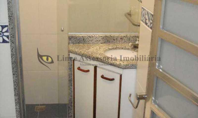 8 banheiro social - Apartamento 1 quarto à venda Tijuca, Norte,Rio de Janeiro - R$ 470.000 - PAAP10245 - 12