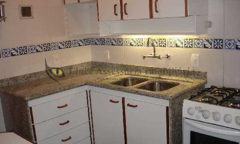 10 cozinha - Apartamento 1 quarto à venda Tijuca, Norte,Rio de Janeiro - R$ 470.000 - PAAP10245 - 15