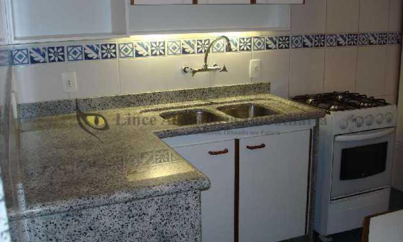 11 cozinha - Apartamento 1 quarto à venda Tijuca, Norte,Rio de Janeiro - R$ 470.000 - PAAP10245 - 16
