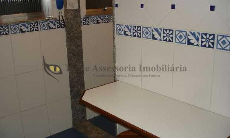 12 cozinha - Apartamento 1 quarto à venda Tijuca, Norte,Rio de Janeiro - R$ 470.000 - PAAP10245 - 18