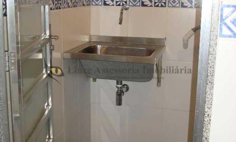 13 área serviço - Apartamento 1 quarto à venda Tijuca, Norte,Rio de Janeiro - R$ 470.000 - PAAP10245 - 22