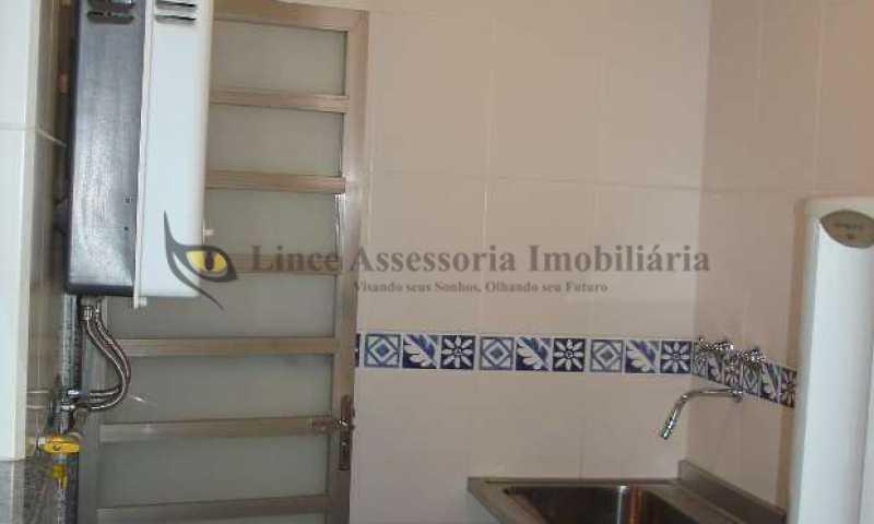 14 área serv - Apartamento 1 quarto à venda Tijuca, Norte,Rio de Janeiro - R$ 470.000 - PAAP10245 - 23
