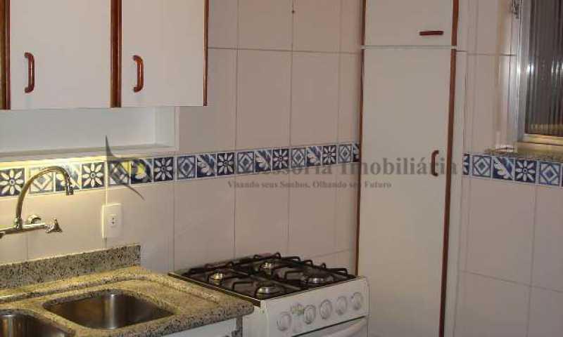 11.1 cozinha  - Apartamento 1 quarto à venda Tijuca, Norte,Rio de Janeiro - R$ 470.000 - PAAP10245 - 17