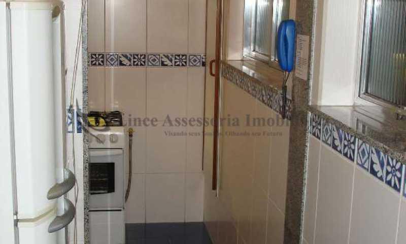 12.3 cozinha  - Apartamento 1 quarto à venda Tijuca, Norte,Rio de Janeiro - R$ 470.000 - PAAP10245 - 21