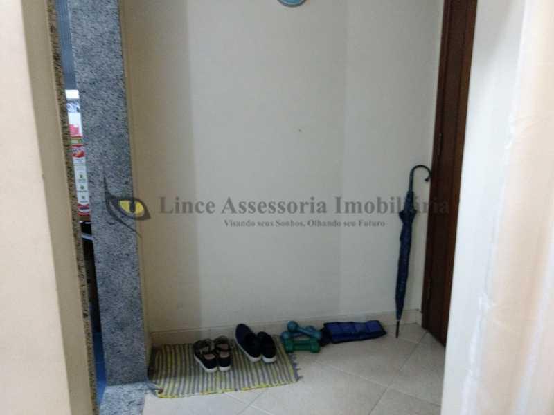 2.2 hall - Apartamento 1 quarto à venda Tijuca, Norte,Rio de Janeiro - R$ 470.000 - PAAP10245 - 5