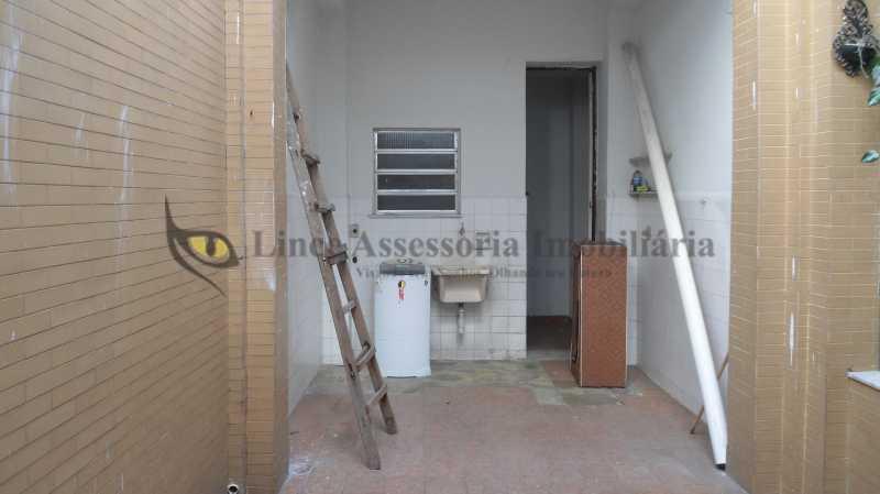 ÁREA DE SERVIÇO1.1 - Casa 4 quartos à venda Tijuca, Norte,Rio de Janeiro - R$ 1.000.000 - TACA40049 - 24