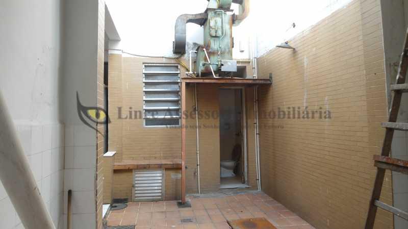 ÁREA EXTERNA - Casa 4 quartos à venda Tijuca, Norte,Rio de Janeiro - R$ 1.000.000 - TACA40049 - 25