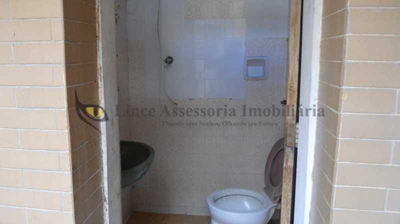 BANHEIRO DE SERVIÇO1.0 - Casa 4 quartos à venda Tijuca, Norte,Rio de Janeiro - R$ 1.000.000 - TACA40049 - 27