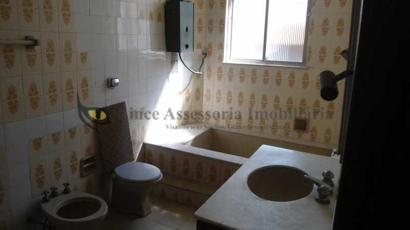 BANHEIRO SOCIAL 2ºANDAR  - Casa 4 quartos à venda Tijuca, Norte,Rio de Janeiro - R$ 1.000.000 - TACA40049 - 19