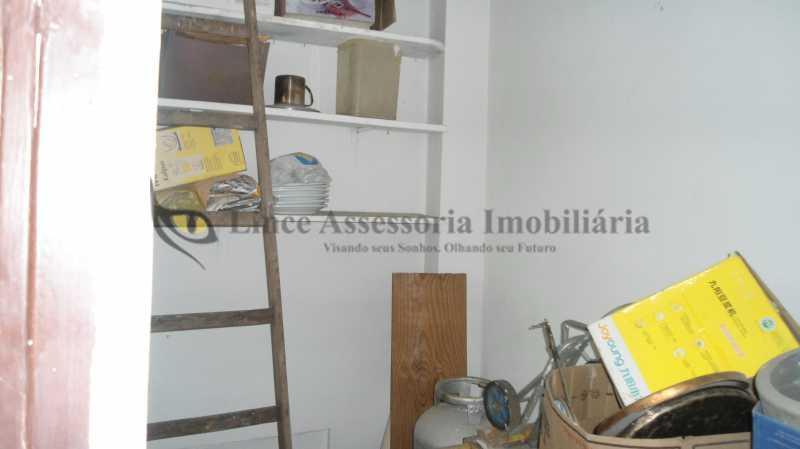 QUARTO DE EMPREGADA - Casa 4 quartos à venda Tijuca, Norte,Rio de Janeiro - R$ 1.000.000 - TACA40049 - 31