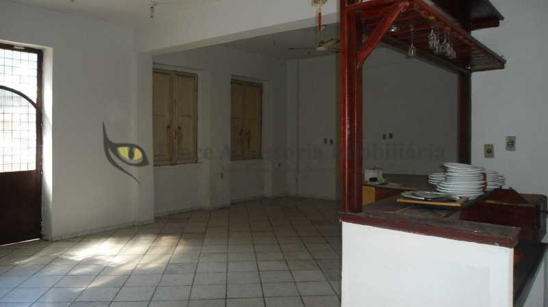SALÃO 1ºANDAR  - Casa 4 quartos à venda Tijuca, Norte,Rio de Janeiro - R$ 1.000.000 - TACA40049 - 3