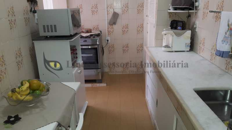 cozinha  - Apartamento Rio Comprido,Norte,Rio de Janeiro,RJ À Venda,3 Quartos,128m² - PAAP30825 - 19