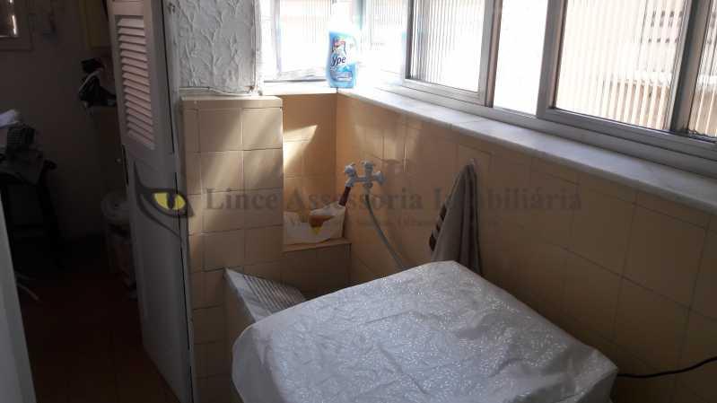 area de serviço  - Apartamento Rio Comprido,Norte,Rio de Janeiro,RJ À Venda,3 Quartos,128m² - PAAP30825 - 21