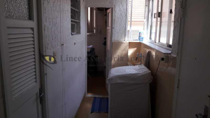 area de serviço  - Apartamento Rio Comprido,Norte,Rio de Janeiro,RJ À Venda,3 Quartos,128m² - PAAP30825 - 20