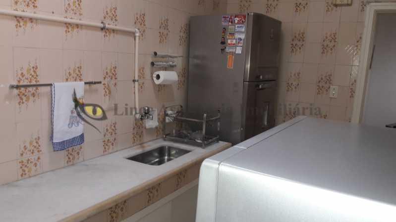 cozinha  - Apartamento Rio Comprido,Norte,Rio de Janeiro,RJ À Venda,3 Quartos,128m² - PAAP30825 - 18