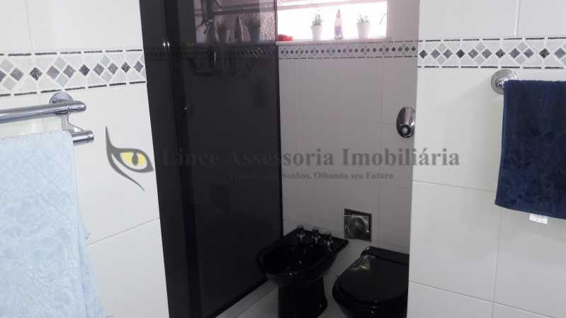 baheiro social  - Apartamento Rio Comprido,Norte,Rio de Janeiro,RJ À Venda,3 Quartos,128m² - PAAP30825 - 16